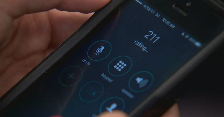 Manitoba 211 reports busy launch for new phone service during coronavirus – Winnipeg
