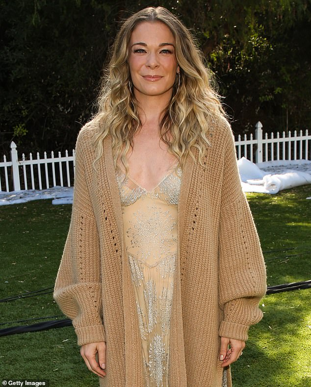 LeAnn Rimes sought treatment for her depression and anxiety the day after her 30th birthday