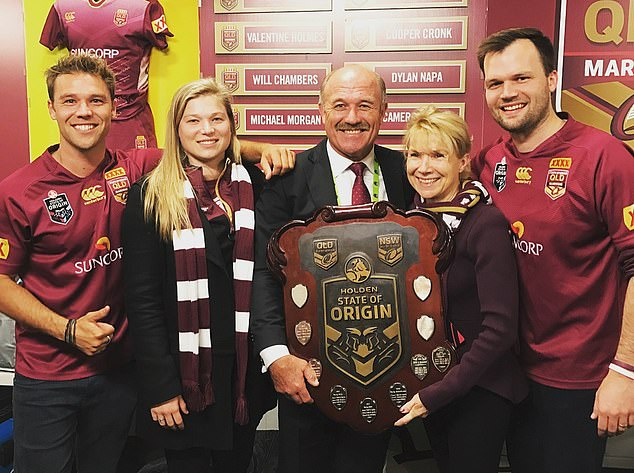 Rugby league legend Wally Lewis reveals how close he came to killing himself