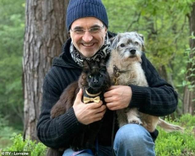 Supervet Noel Fitzpatrick reveals beloved dog Keira is getting 'stronger everyday'