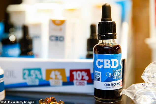 Warning is issued over the side effects of trendy cannabis 'health aid' as 56 are taken ill