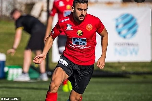 Promising young Sydney footballer Idriss Elhafiane loses his battle with depression