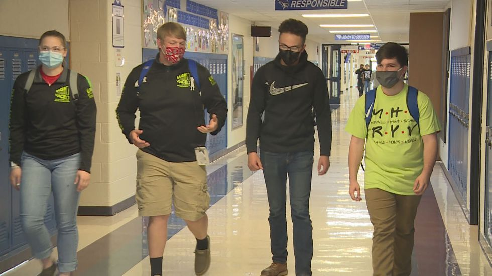 Merrill High School students take steps to end the stigma of mental illness – WSAW