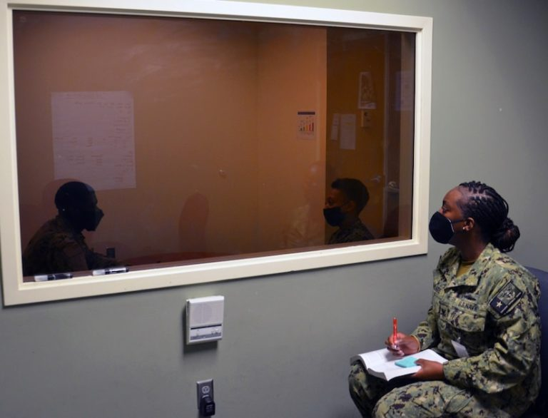 METC trains behavioral health students in full range of mental health support – 62nd Airlift Wing