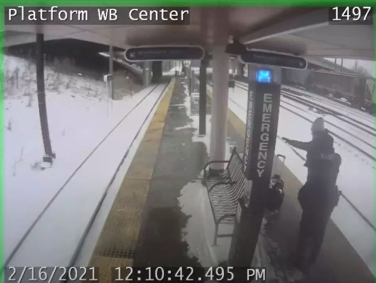 Charges dropped against man with mental illness shoved off rapid platform by RTA police officer in Cleveland – cleveland.com