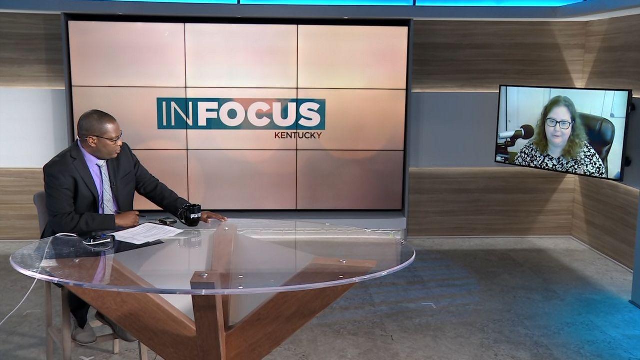 Mental Health America of Kentucky on In Focus KY – Spectrum News 1