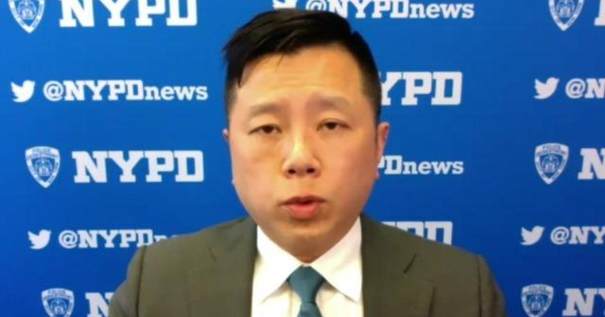 """NYPD task force chief: """"Common denominator"""" in attacks on Asian Americans is mental illness – CBS News"""