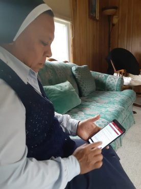 Through an app, a group of Latin American nuns tracks mental illness across the US – Religion News Service