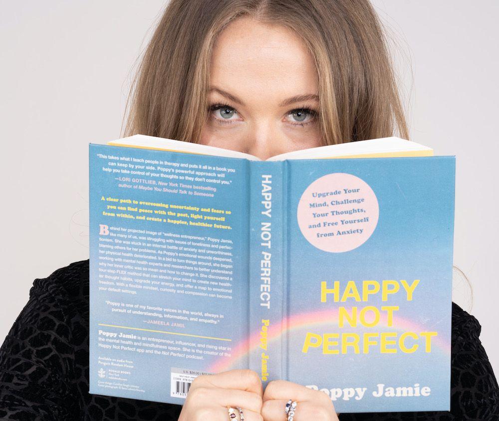 Happy not perfect with Poppy Jamie